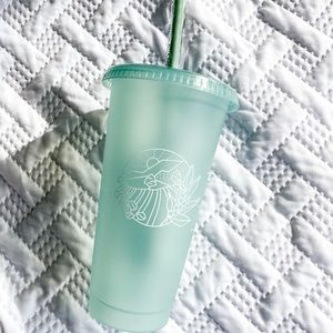 NWT Starbucks limited edition earth day cup